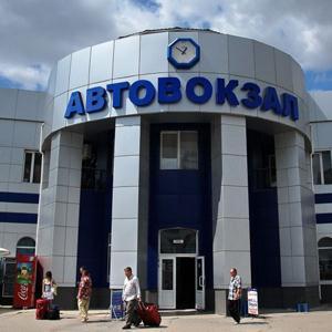 Автовокзалы Лесного Городока