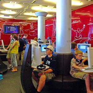 Интернет-кафе Лесного Городока