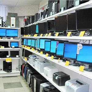 Компьютерные магазины Лесного Городока