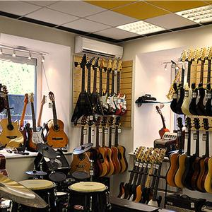 Музыкальные магазины Лесного Городока