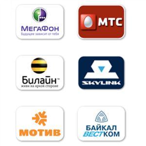 Операторы сотовой связи Лесного Городока