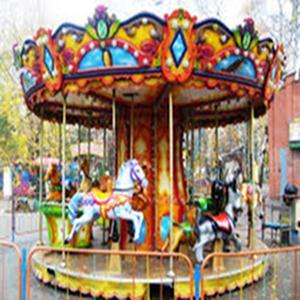 Парки культуры и отдыха Лесного Городока