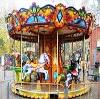 Парки культуры и отдыха в Лесном Городке