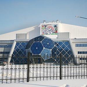 Спортивные комплексы Лесного Городока
