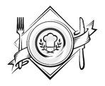 Ангел - иконка «ресторан» в Лесном Городке
